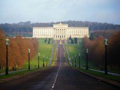 Parliament Buildings, Stormont, Belfast