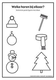 Kerst: Welke horen bij elkaar?