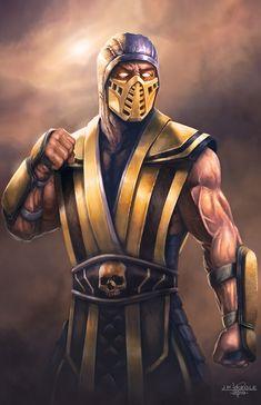 Scorpion Sub Zero Mortal Kombat Art Sub Zero Mortal Kombat, Mortal Kombat X Scorpion, Escorpion Mortal Kombat, Mortal Kombat Tattoo, Mononoke Anime, Mortal Kombat X Wallpapers, Claude Van Damme, Liu Kang, Minions