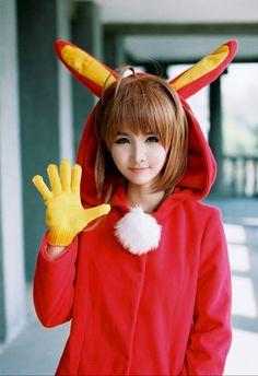 cosplay sakura card - Pesquisa Google