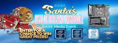 Enter @TeamEVGA Santa's Sleigh-ride to win great prizes from @TEAMEVGA & @INTELGAMING!  https://wn.nr/VK2n7U