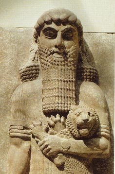 Gilgamesh, fifth king of Uruk