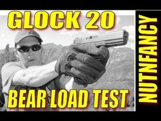 """""""Glock 20 Bear Load Test"""" by Nutnfancy"""