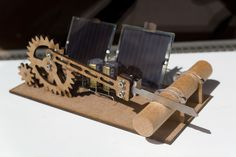 The 'Almost Useless Machine' Gives Model Engineering a Modern Look