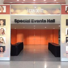 We are getting ready to open the doors to the I Can Do It! NY. We look forward to seeing you here! #icandoit2015