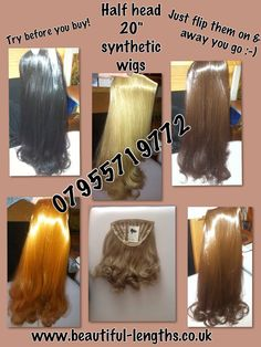 Examples of half head wigs Hair Extensions For Sale, Wigs, Long Hair Styles, Beauty, Long Hairstyle, Long Haircuts, Long Hair Cuts, Beauty Illustration, Long Hairstyles