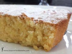 Tarta de Santiago - Los postres de mami – Recetas fáciles y dulces