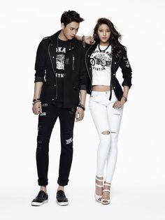 韓國女孩 - Seolhyun 金雪炫 for Buckaroo