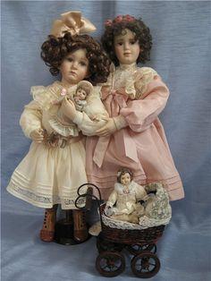 Сестрички Софи и Мэри.Автор Памела Филлипс.