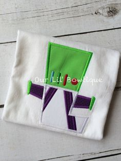 Toy Story Inspired Birthday Shirt  Personalized by OurLilBowtique