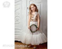 d9152eabc37 Light Blue Girl Dress Sleeves Micro Sequin Lace BODICE Layered SKIRT ...