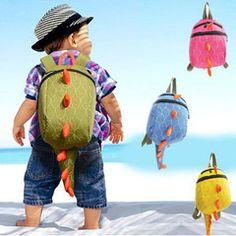 $22 for a Kids' Dinosaur Backpack | DrGrab