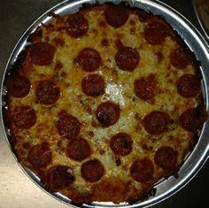 Fricanos Pepperoni Pizza Pie