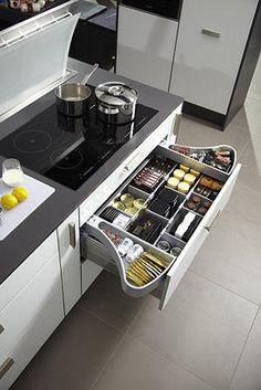 Studio Mebli NA WYMIAR > Stosowane technologie > Meble kuchenne > Akcesoria kuchenne