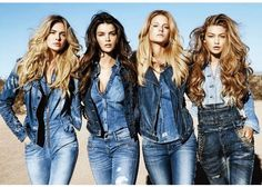 Are supermodels making a comeback? Is so I'm all about it!