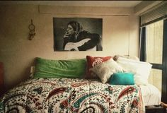 Cozy dorm room!