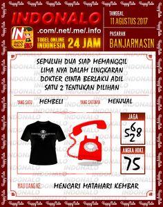 Bolak Balik 6D Togel Wap Online Indonalo Banjarmasin 11 Agustus 2017