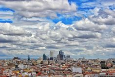 I would to visit Spain at least one more time, this is Madrid, Spain.