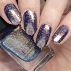 ILNP Swatches and Review >> Nail Polish Society