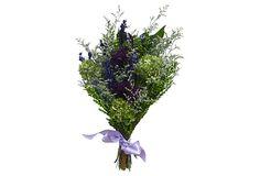 "17"" Mulberry Bouquet on OneKingsLane.com"