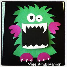 Miss Kindergarten: Halloween Activities