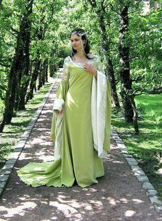 lotr elven costumes | ... dress arwen costume arwen undomiel lord of the rings cosplay elves