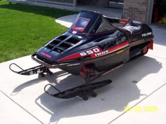 1990 Polaris Indy 650