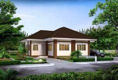 Experience and feel a calm, country spirit. This spellbinding modern country residential house is ready to offer you privacy and a cozy atmosphere. Online Architecture, Architecture Magazines, Amazing Architecture, My House Plans, Country Style House Plans, Modern Floor Plans, Simple House Design, Modern Country, Beautiful Homes