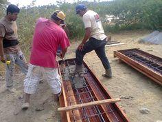 Fabricación de Puentes de Aforo