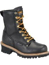 Carolina Women's Waterproof Logger Boots - Work Boots at Sportsman's Guide Logger Boots, Moda Formal, Steel Toe Work Boots, Boots Online, Waterproof Boots, Black Leather Boots, Western Boots, Hiking Boots, Shoe Boots