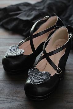 BABY, THE STARS SHINE BRIGHT , heart strap shoes