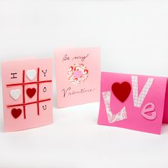 Easy Homemade Valentines  | Crafts | Spoonful