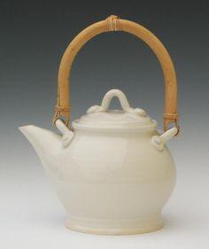 White Teapot. Sylvia Shirley.