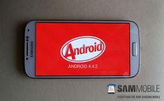 Tải về bản rò rỉ Android 4.4 KitKat dành cho Galaxy S4 | Cafesohoa.vn - Tin tức Công nghệ & Khoa học