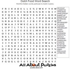 FREE WORD SEARCH PUZZLES PDF
