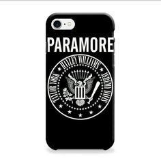 Paramore Logo iPhone 7 Plus 3D Case