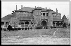 The last major campus construction overseen by Ross was the development of the Mess Hall. It opened in 1897, the Mess Hall could originally seat 500 students. Its front porches were later enclosed to double the seating capacity, making the Mess Hall the largest dining hall in Texas. An accidental kitchen fire on the morning of November 11, 1911, destroyed the building. Its replacement, Sbisa Dining Hall, remains one of the primary dining centers on campus.