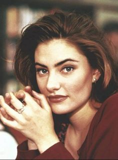 Madchen Amick- Twin Peeks, and Sleepwalkers. I always thought she was just gorgeous.