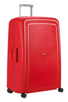 Samsonite S'Cure Spinner 81cm Poppy Red *Limited edition