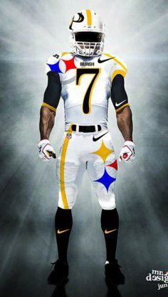 f797e97d668 Concept uniform Pittsburgh Steelers Wallpaper
