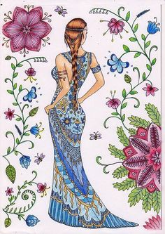 Coloured By Takács Erika. Artist: Miedzy Kreskami Used: GO CREATE colored…
