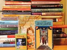 Want a List of Great Books in Children's and Young-Adult Literature? Here Are My 81 Favorites. | The Happiness Project | Bloglovin'