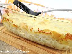 Zapečené brambory recept