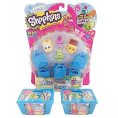 Shopkins Season 1 Value Pack - 9 Shopkins, 5 Bags and 2 Baskets Shopkins http://www.amazon.com/dp/B00O2FYO10/ref=cm_sw_r_pi_dp_D7LBub0Q8M0V5