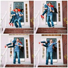 """Our """"New Home"""" Photoshoot! Very happy that @Taylor Howard Photography helped us celebrate being First Time Home Buyers!"""