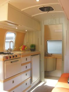 Life in an Airstream >> http://www.hgtvremodels.com/interiors/small-homes-on-the-move/index.html?soc=pinterest