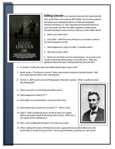 This video worksheet contains over 50 questions and is good activity ...
