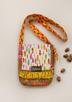 "Safari Njema Grab N Go Bag (RV $30)  Bag body: 9'' X 6.25'' Strap total length: 40"""