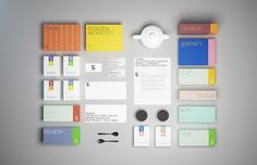 Pentagram Gives Tea A Sophisticated, New Look