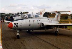 """L-29 Delfín """"Maya"""" No.2851 CzAF"""